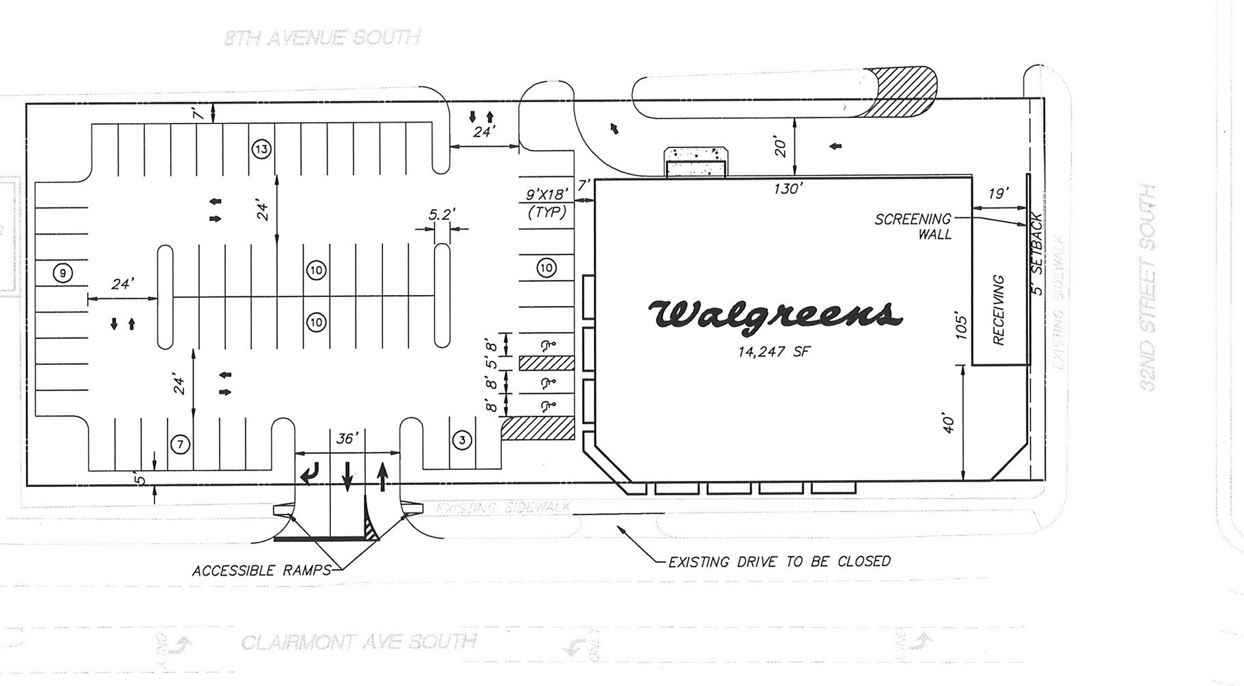 Walgreen Plan Design