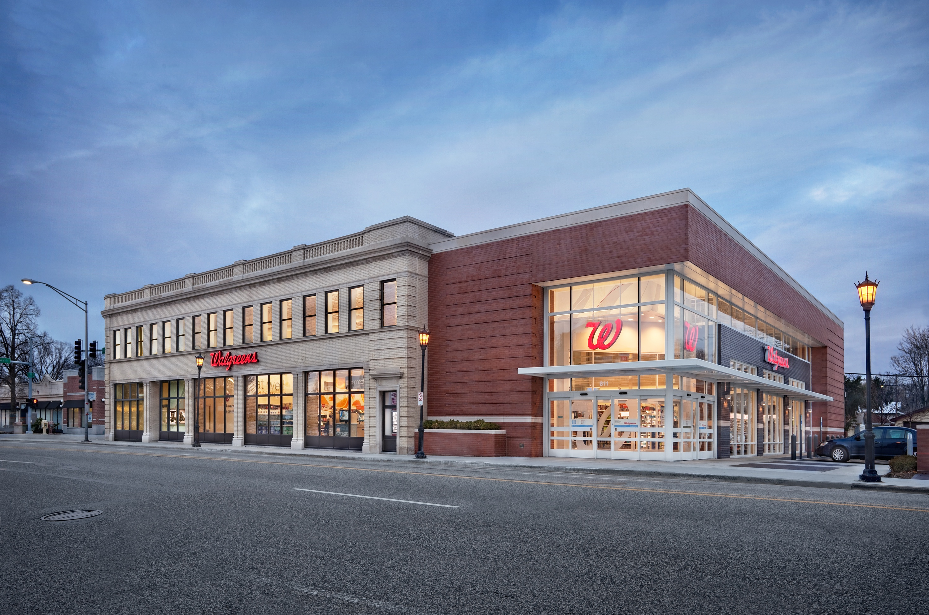 Walgreens Phase 2 Bhamarchitect S Blog