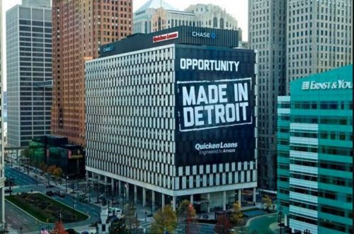 Quicken Loans Detroit